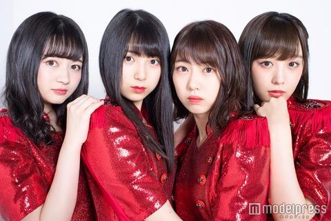 【画像】SKE48のビジュアル四天王が決定!!!【江籠、鎌田、熊崎、菅原】