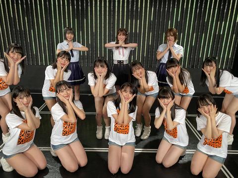 【NMB48】7期生憧れメンバー1位は白間美瑠さん!(1)