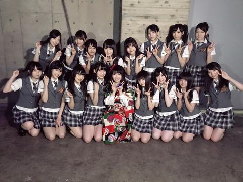 【AKB48】横山由依の「絶滅黒髪少女」選抜がイイとの評判に