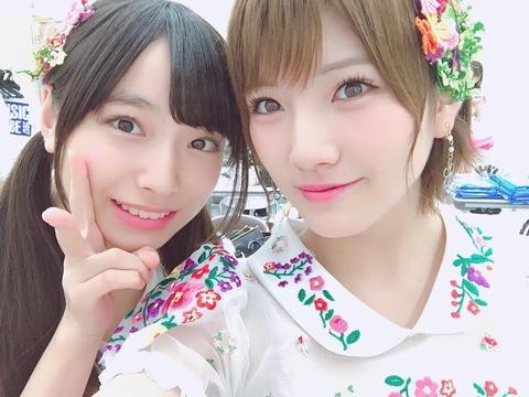 【AKB48】岡田奈々「好きな人に好きになってもらうのが一番難しい」久保怜音「分かります」←これ