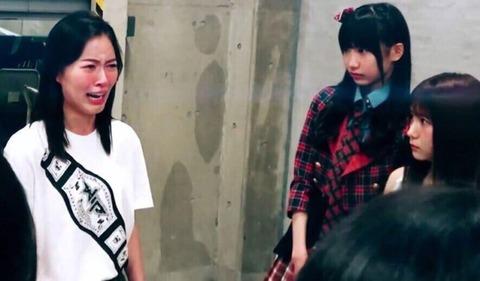 SKE48みたいにメンバーが他グループのメンバーを批判したり、敵視して「戦う」と言ったアイドルグループって過去に存在したの?