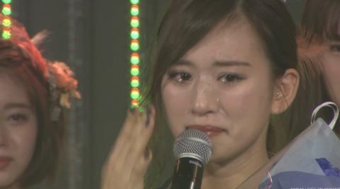 【NMB48】木下春奈、最後の最後に謝罪。