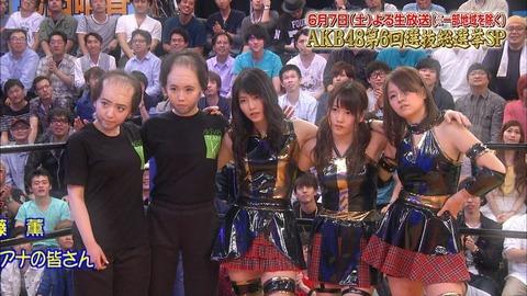 AKB48Gの女子プロレスにありがちなこと