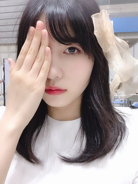 "【AKB48】谷口めぐ「""めばちこ""が出来てしまい眼帯めぐちゃんでしたが眼帯が思いのほか評判良くてビックリ!」"