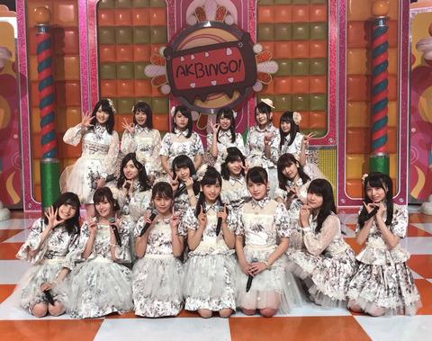【AKB48】「11月のアンクレット」麻友選手のセンターアンダーはやっぱりこの人!!!
