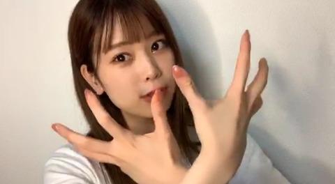 【AKB48】チーム8の吉川七瀬ってよく見ると・・・