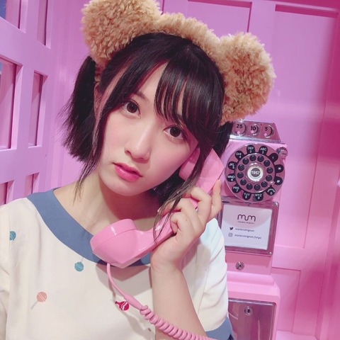 【SKE48】水野愛理「愛理の電話番号いる?」