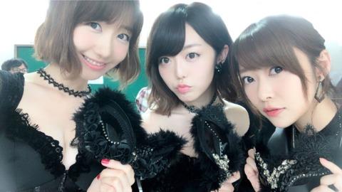 【AKB48】指原莉乃・峯岸みなみ・柏木由紀あたりって卒業しても今ぐらいテレビに出続けられると思う?【サンコン】