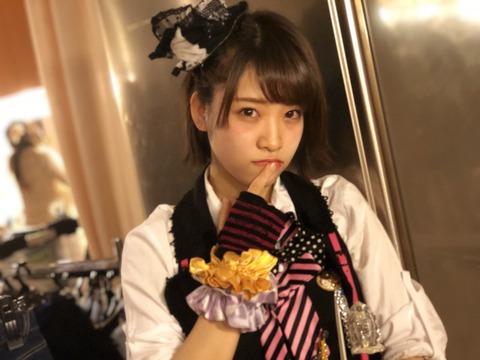 【AKB48】選抜に入れなかった市川愛美「このシングルは選挙シングル。それなりの思いはある」