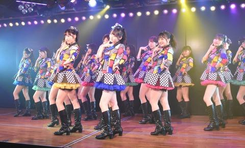 【AKB48G】劇場公演を頑張ってても報われる事なんてないよな