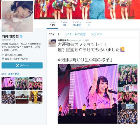 AKB48の若手とHKT48のエースが一斉にTwitterを始めて1ヶ月が経ったわけだが