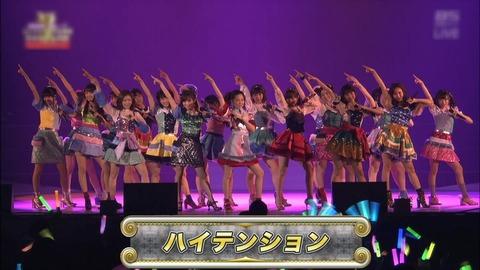 【AKB48】ぱるるセンターの46thシングル「ハイテンション」が超絶神曲!!!【動画あり】