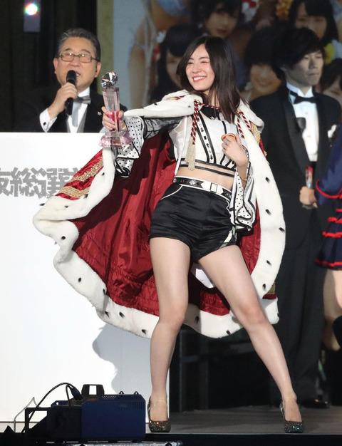 【AKB48G】総選挙って結局終わるべくして終わったよな