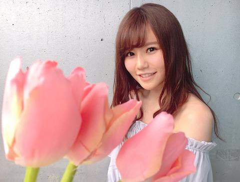 【AKB48】こみはるって意外と女受けいいんだな【込山榛香】