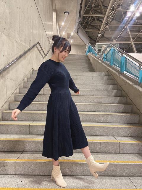 【AKB48】ずんちゃんのπがエロい【山根涼羽】