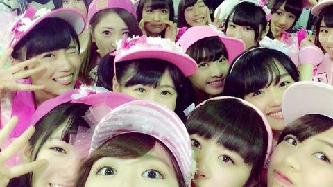 【AKB48総選挙】チーム4メンバーが謎の速報大量ランクイン!