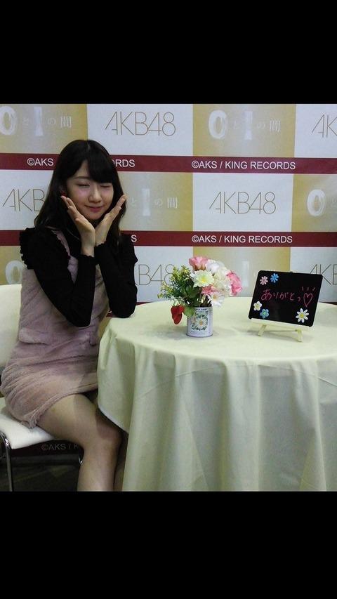 【悲報】ゆきりん、写メ会にて開眼せず・・・【AKB48・柏木由紀】