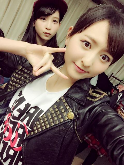 【HKT48】松岡菜摘ってよく見ると面白フェイスだよな