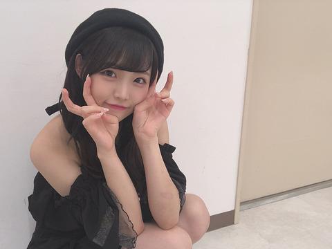【NMB48】植村梓「好き好き、って言ってほしい。日に日に、冷たくなるなんて、許さないからね」
