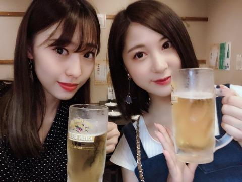 【朗報】元AKB48小野恵令奈さん、藤江れいなのTwitterで無事生存確認!