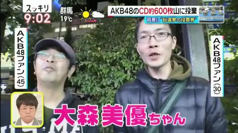 【AKB48】大森美優・達家真姫宝・岩立沙穂がスッキリに登場www