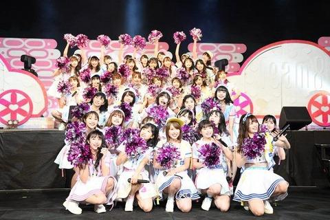 【悲報】チーム8終了のお知らせ【AKB48】