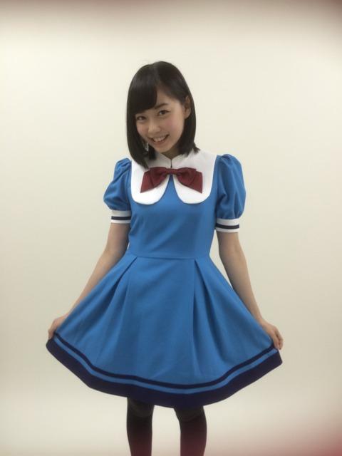 【#NMB48衣装総選挙】石塚朱莉さん、日テレに媚び売ってみるwww【あんちゅ】