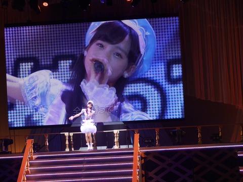 """【AKB48】小栗有以ちゃん「(ソロコンのセットリストは)指原さんが""""一緒に決めようよ""""って言ってくださって」"""
