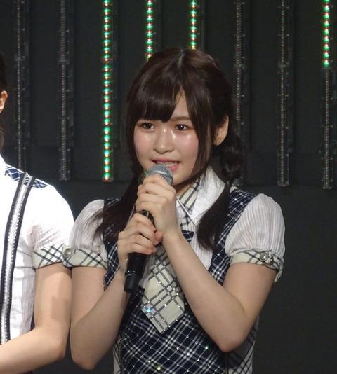 【NMB48】NMB48ドラフト2期の村中有基が卒業発表!