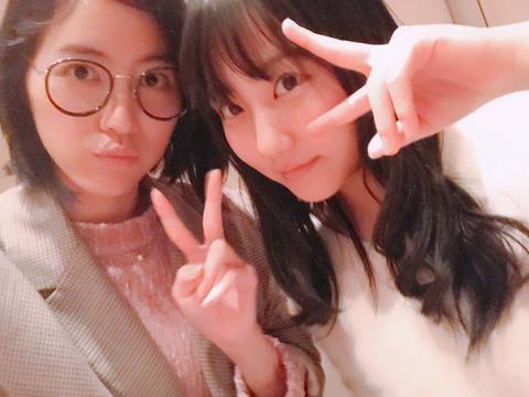 【HKT48】田中美久の悩みの相談相手は松井珠理奈