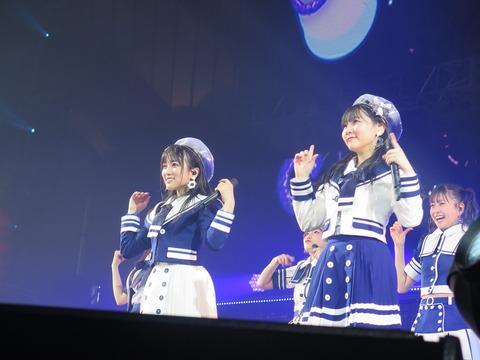 【HKT48】11th「早送りカレンダー」の衣装がカワイイ!!!