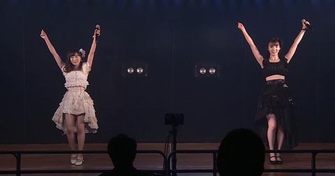 【悲報】なぎみう公演、マイナー曲ばかりで客がお通夜状態になってしまう・・・【坂口渚沙・下尾みう】