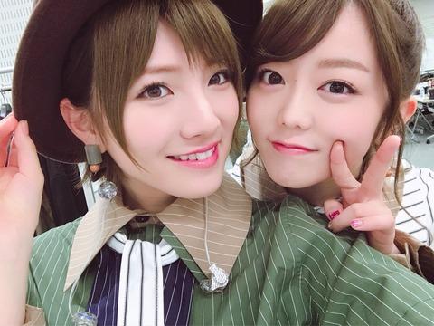 【朗報】AKB48岡田奈々が一般ピーポーに見つかる!!!