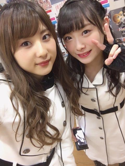 【NMB48】林萌々香「胸がない子はだいたい人気出ない、マイナスタートやからな」
