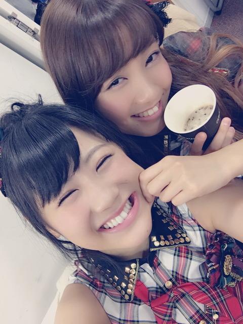 【画像】れなっちは顔を引っ張ったりするのが好きなのかな?【AKB48・加藤玲奈】