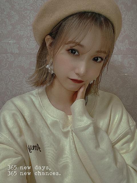 【元HKT48】朝長美桜さんの最新画像