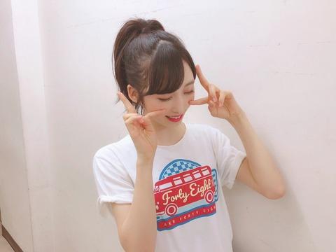 【朗報】小栗有以ちゃん「AKB48を守るのは今いる私達だから私達で歴史あるAKB48を守っていきたいと思いました」