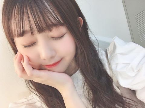 【HKT48】熊沢世莉奈「お仕事したいなあ( ´ • ·̫ • ` ) 」
