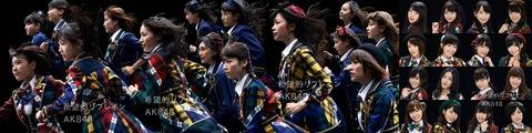 【悲報】照井、松岡、山内は「希望的リフレイン」握手売り上げ100枚以下