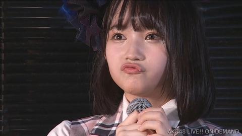 【AKB48】矢作萌夏のたこちゅう顔が苦手なんだが【画像】
