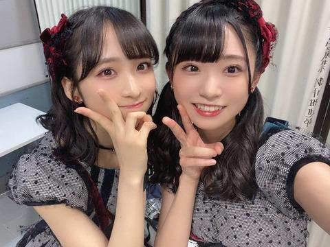 【AKB48】小栗有以と山内瑞葵はどちらが人気者なの?
