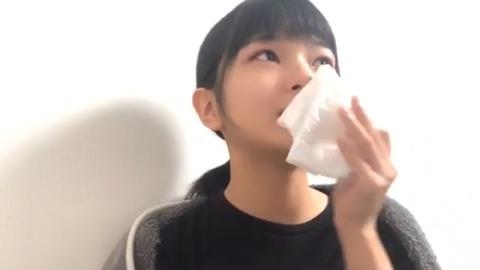 【悲報】AKB48チーム8福留光帆さん号泣き「ネットに書かれてる加入前のことは鵜呑みにしないでください」