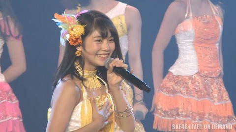 【SKE48】ゆななの光と闇の差が激しすぎる【小畑優奈】