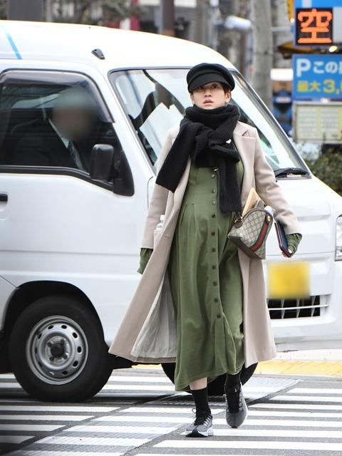 【女性自身】前田敦子さん、また妊婦姿を週刊誌に撮られる