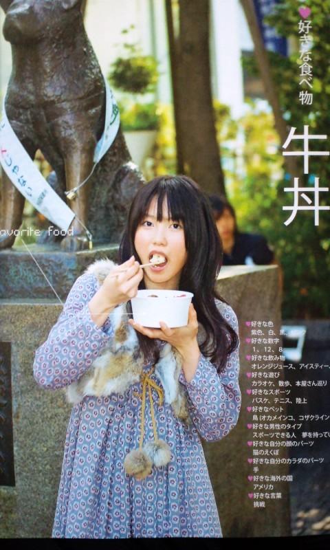 【AKB48G】松屋に連れて行っても文句言わなそうなメンバー