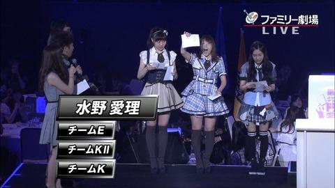 【SKE48】じゃあ水野愛理はこれからどうすればいいんだよ!【ドラフト】