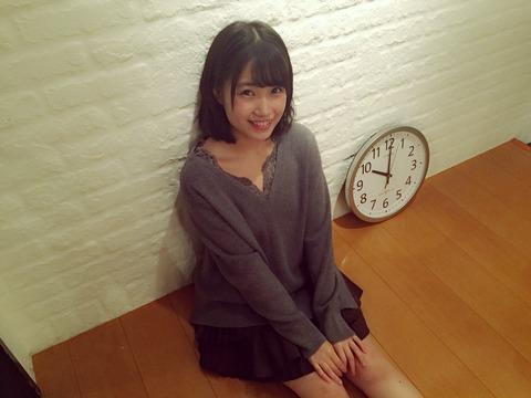 【HKT48】朝長美桜がGoogle+で謎のカウントダウン、これは重大発表か!?