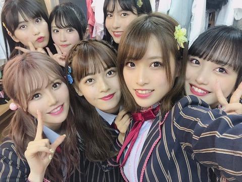 【AKB48】向井地総監督が公演で西野未姫のモノマネをやった結果www
