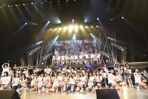 アレ?SKE48の10周年記念コンサートはリクアワで発表しないの?
