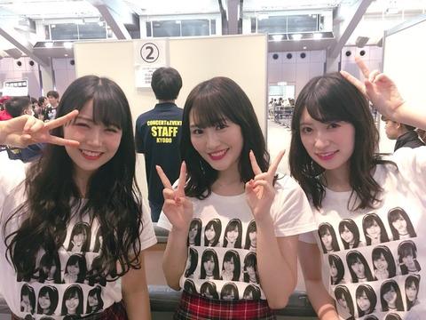 【悲報】NMB48白間美瑠の握手人気が暴落・・・